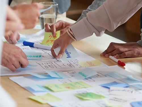 Inovação de Design Thinking