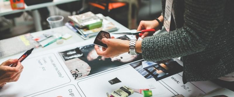 Design Thinking Canvas para gerenciamento de projetos