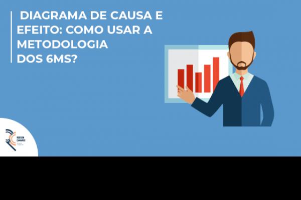 Diagrama de causa e efeito: conheça a eficiente metodologia dos 6Ms